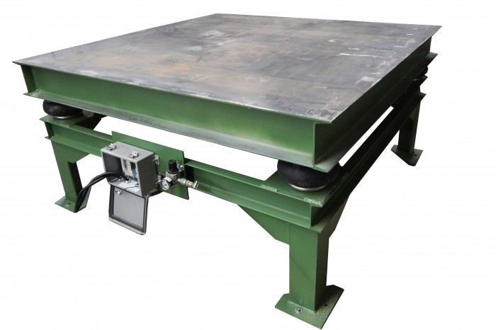 Strike & High G's, A Vibratory Table's Compaction Conundrum