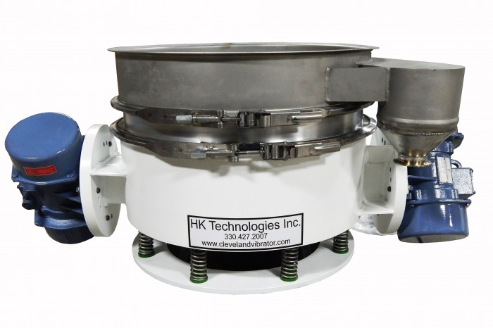 Ultrasonic Sieving Solutions For Product Contamination Complications