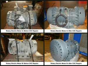 Cleveland Vibrator Company - Rotary Electric Repair Service