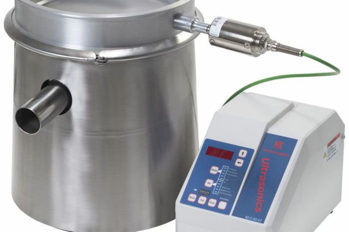 How To Improve Ceramic Slurry Screening With Ultrasonics Deblinding System