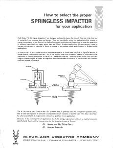 Cleveland Vibrator - SI Impact Vibrators - Circa 1960 - 1