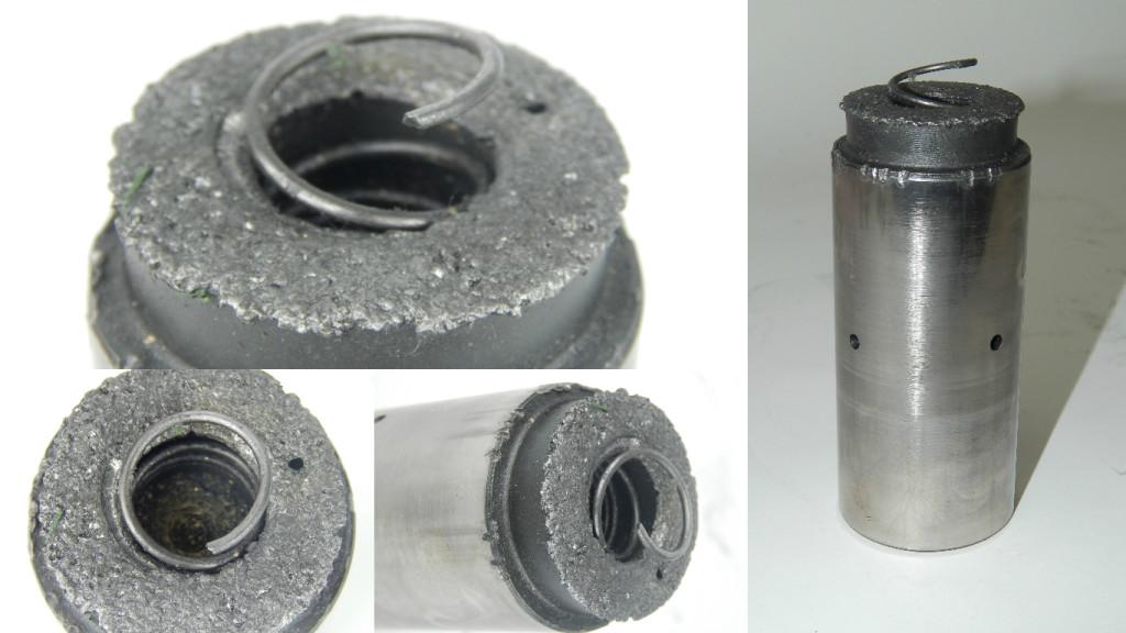 Cleveland Vibrator Reapir Service - Piston Repair