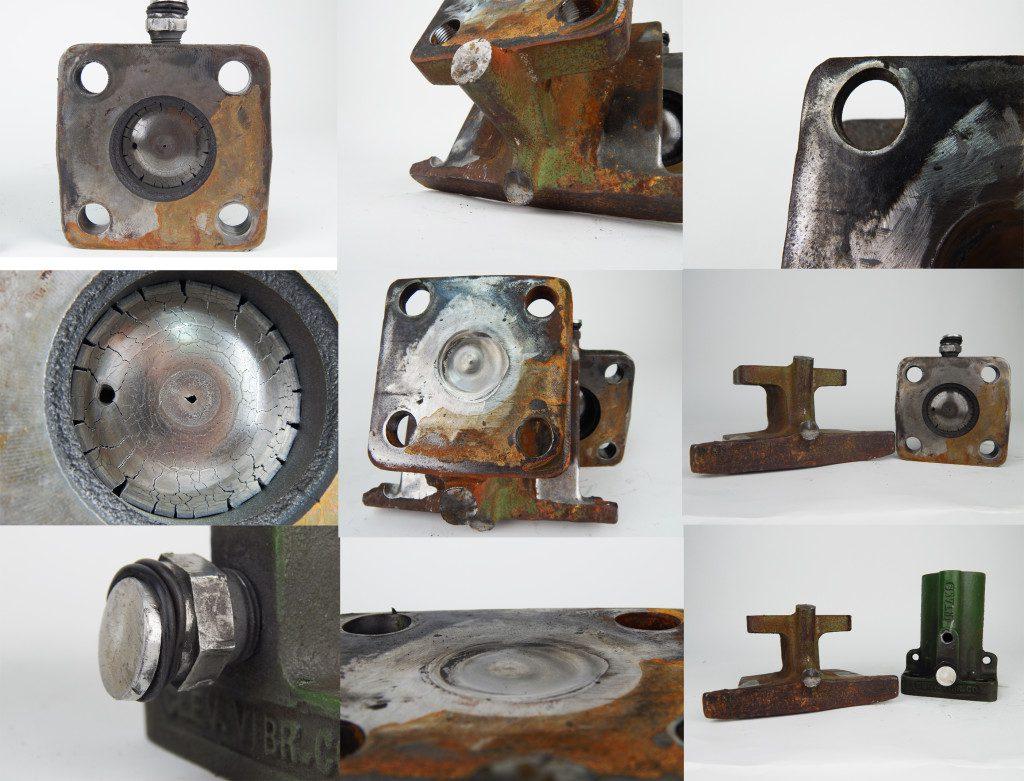 Cleveland Vibrator Repair Service - 1200 VM Repair - RGA 22876