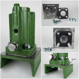 Cleveland Vibrator - Air Piston Vibrator Assembly