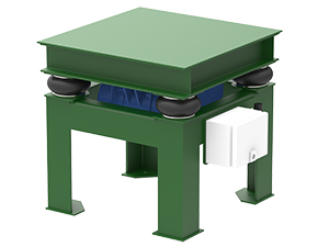 vibratory table, compaction table, cleveland vibrator company