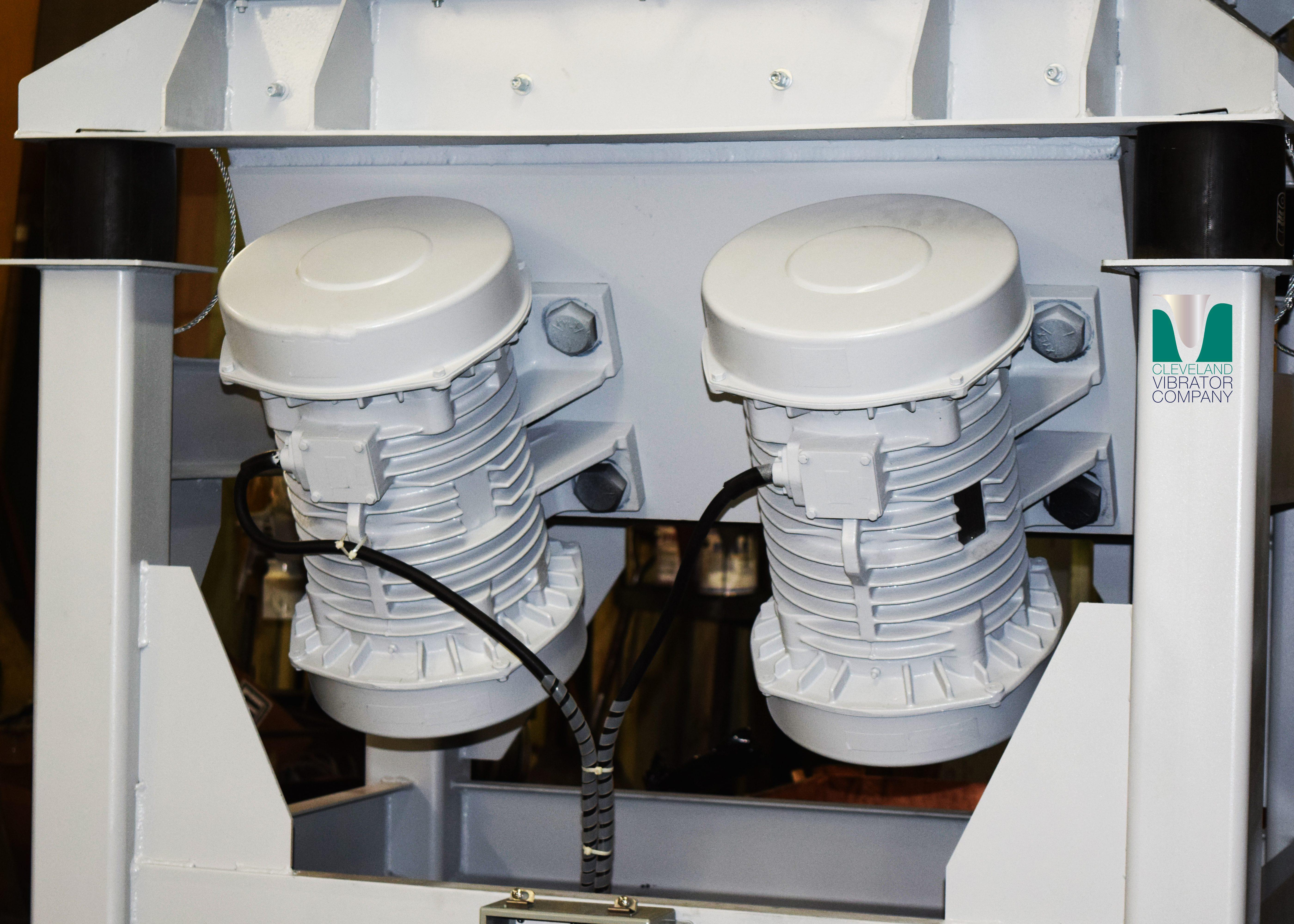 industrial vibrator design