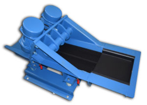 vibrator screener, rotary electric screener, electric screener